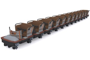 GhostRider MF Train Render 1