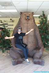 Mary and the Big Bear