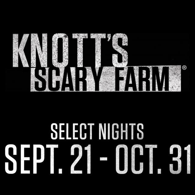 Scary Farm 2017 Dates